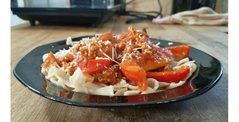 Tomato/Pasta Sauce (for canning too!)