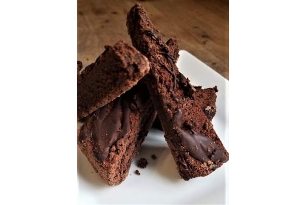 Belgian Chocolate Brownie (pkg/4)